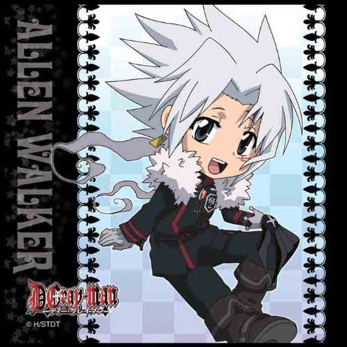 Image 1 for D.Gray-man - Allen Walker - Towel - Mini Towel - ver. 4 (Broccoli)