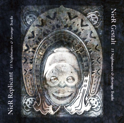 Image 1 for NieR Gestalt & Replicant 15 Nightmares & Arrange Tracks