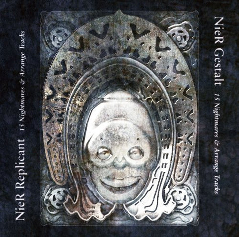 Image for NieR Gestalt & Replicant 15 Nightmares & Arrange Tracks