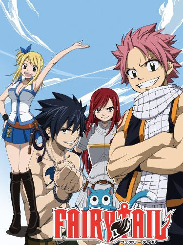 Image 1 for Fairy Tail Vol.4