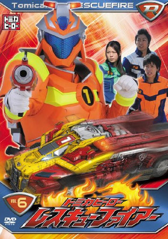 Image for Tomica Hero Rescue Fire Vol.6