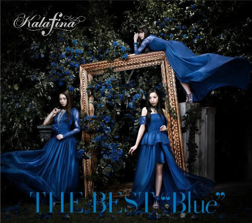 "Image 1 for THE BEST ""Blue"" / Kalafina [Limited Edition]"