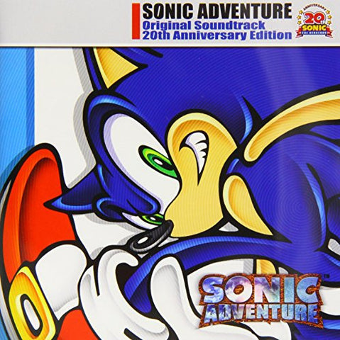 Image for SONIC ADVENTURE Original Soundtrack 20th Anniversary Edition