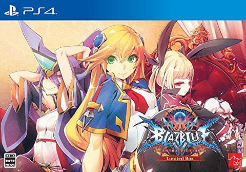 Blazblue Centralfiction [Limited Box]