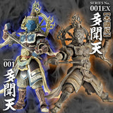 Thumbnail 12 for Tamon-ten - Revoltech - Revoltech Takeya - 01EX - Wood Ver. (Kaiyodo)