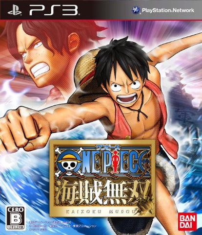 Image for One Piece: Kaizoku Musou [Treasure Box]