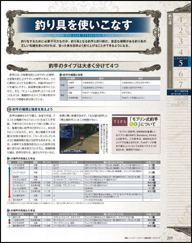 Image 5 for Final Fantasy Xi Guild Master Guide Ver.101207