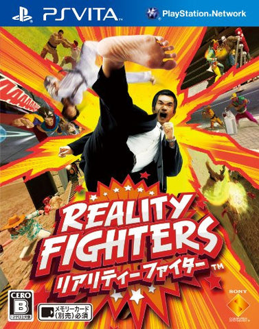 Image for Reality Fighters