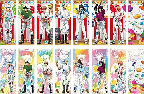 Image 1 for Gintama - Ginpachi sensei - Gintama Chara-Pos Collection 11 - Stick Poster - Chara-Pos Collection (Ensky, Showa Note)