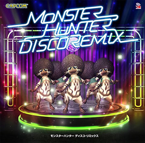 Image for MONSTER HUNTER DISCO REMIX