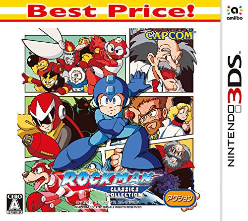 Image 1 for Rockman Classics Collection (Best Price!)
