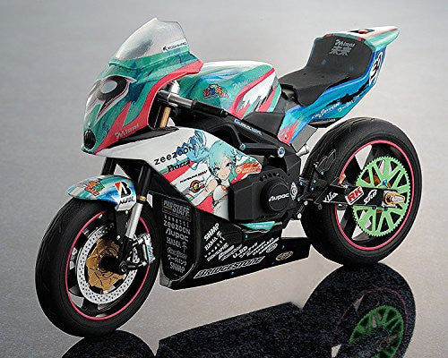 Image 2 for GOOD SMILE Racing - ex:ride Spride.07 - TT-Zero 13, Racing 2014 (FREEing, Good Smile Company)