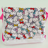 Thumbnail 3 for Hello Kitty Odekake Pouch for 3DS LL (Pink)