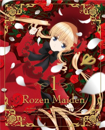 Image 1 for Rozen Maiden Vol.1
