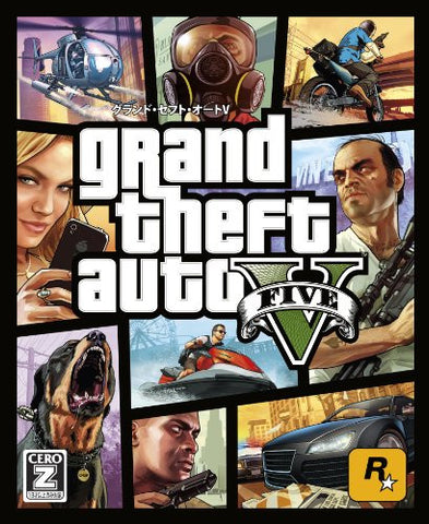 Image for Grand Theft Auto V [Best Price Version]