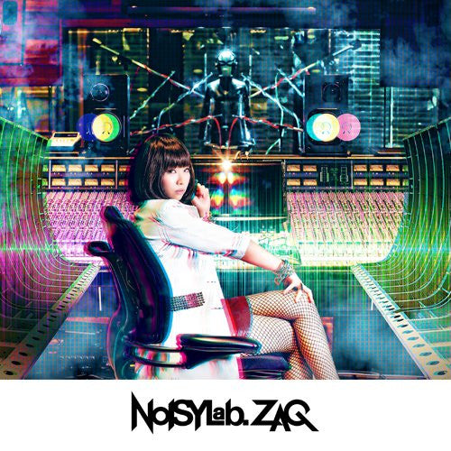 Image 1 for NOISY Lab. / ZAQ [Limited Edition]