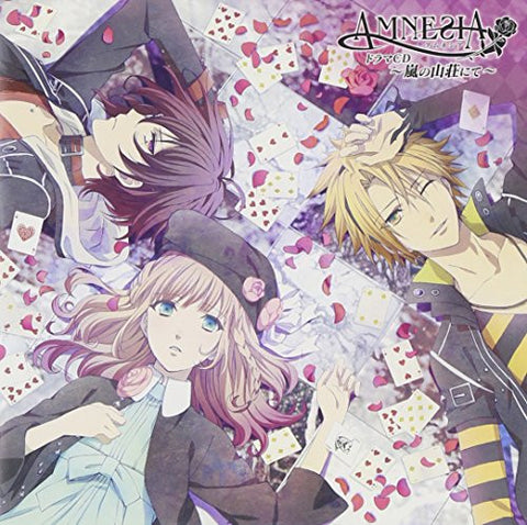 Image for AMNESIA Drama CD ~Arashi no Sansou nite~