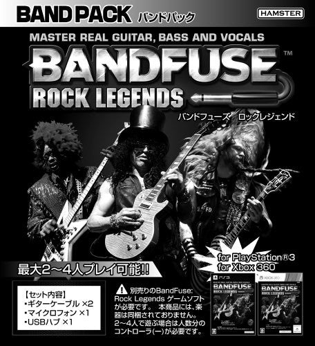 Image 2 for BandFuse: Rock Legends [Band Pack]