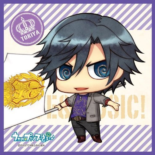 Image 1 for Uta no☆Prince-sama♪ - Uta no☆Prince-sama♪ Debut - Ichinose Tokiya - Mini Towel - Towel - Chimipuri, Flag Ver. (Broccoli)