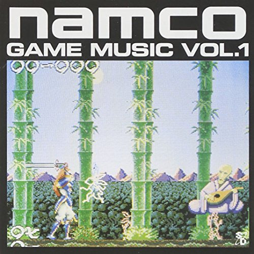 Image 1 for Namco Game Music Vol.1