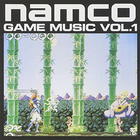 Image for Namco Game Music Vol.1