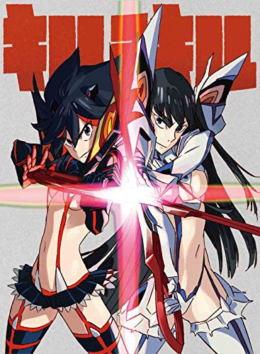 Image 1 for Kill La Kill Vol.8 [DVD+CD Limited Edition]