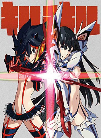 Image for Kill La Kill Vol.8 [DVD+CD Limited Edition]