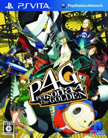 Image for Persona 4: The Golden