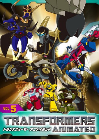 Image for Transformers Animated Vol.5