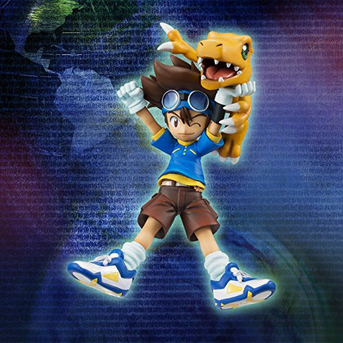 Image 7 for Digimon Adventure - Agumon - Yagami Taichi - G.E.M. - 1/10 - Re-release (MegaHouse)