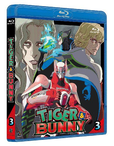 Image 1 for Tiger & Bunny 3