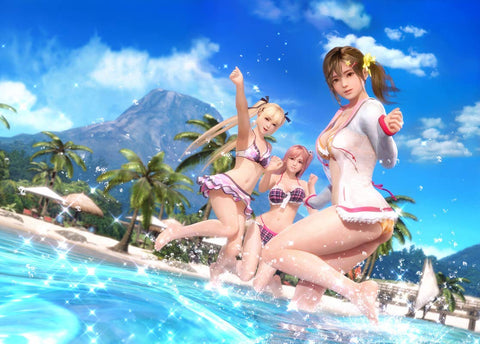 DEAD OR ALIVE Xtreme 3 Scarlet Collector's Edition - Nintendo Switch