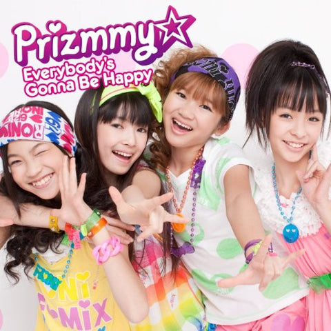 Image for Everybody's Gonna Be Happy / Prizmmy☆ [with DVD]
