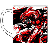 Yu-Gi-Oh! 5D's - Jack Atlas - Red Demon's Dragon - Mug (Cospa) - 2