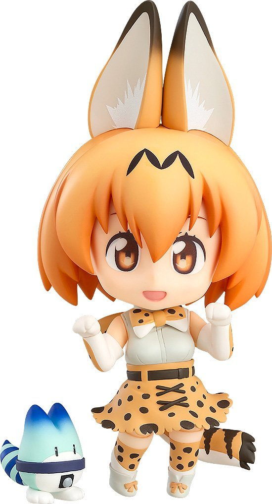 Image 1 for Kemono Friends - Lucky Beast - Serval - Nendoroid #752 (Good Smile Company)