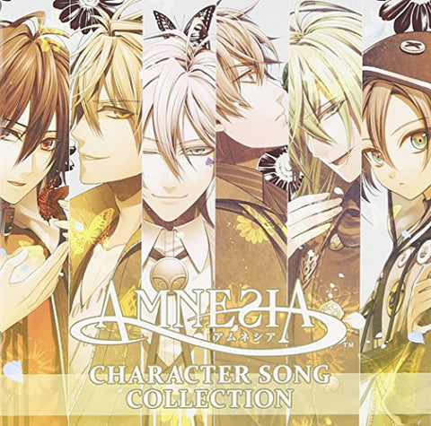 Image for AMNESIA CHARACTER SONG COLLECTION