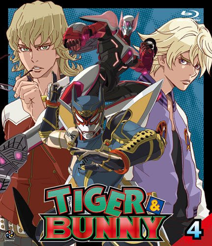 Image 3 for Tiger & Bunny 4