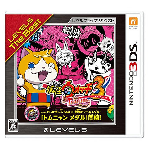 Youkai Watch 3 Tempura (Level 5 the Best)