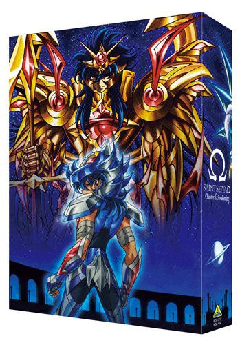 Image 2 for Saint Seiya Omega - Omega Kakusei Hen Blu-ray Box