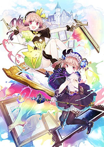 Atelier Lydie & Soeur: Alchemists of the Mysterious Painting - Premium Box