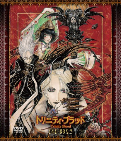 Image for Trinity Blood DVD Box 2 [Limited Edition]
