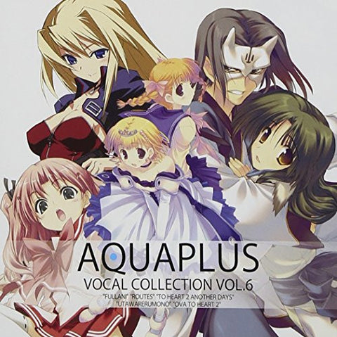 Image for Aquaplus Vocal Collection Vol.6
