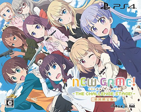 Image for New Game! The Challenge Stage! [Limited Edition]