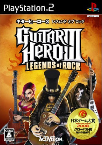 Image for Guitar Hero III: Legends of Rock