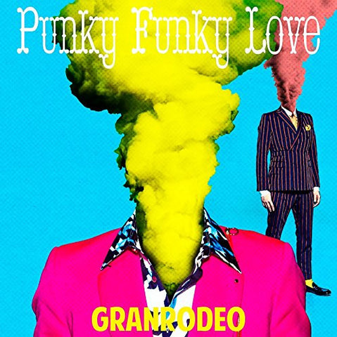 Image for Punky Funky Love / GRANRODEO [Limited Edition]