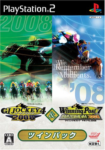 GI Jockey 4 2008 & Winning Post 7 2008 [Twin Pack]