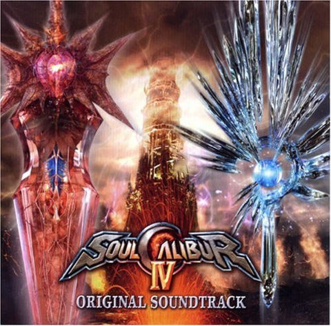 Image for SOULCALIBUR IV ORIGINAL SOUNDTRACK