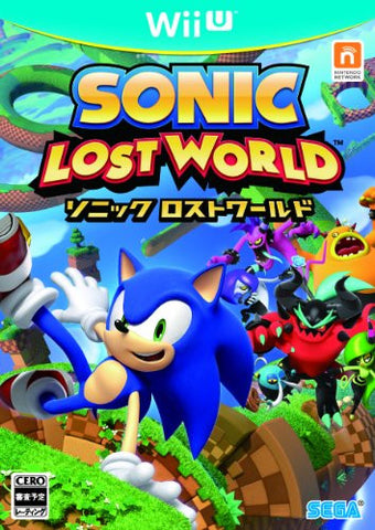 Image for Sonic Lost World