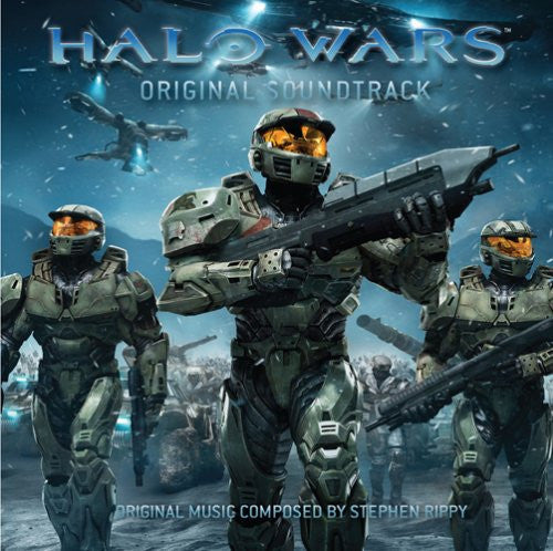 Image 1 for Halo Wars Original Soundtrack
