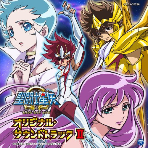 Image 1 for Saint Seiya Ω Original Soundtrack II